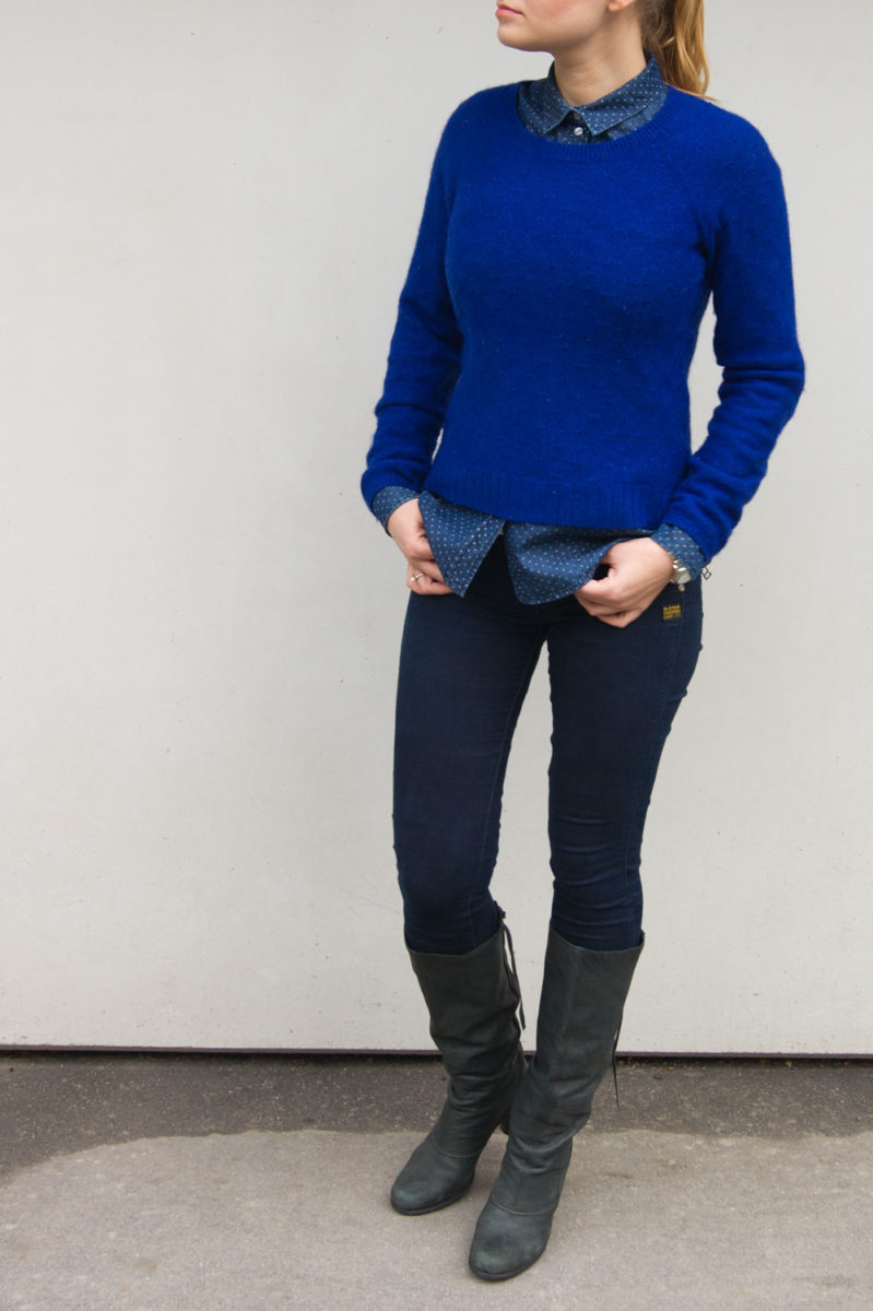 yellowgirl_Outfit_Indigo_Blue_With_Dots_1