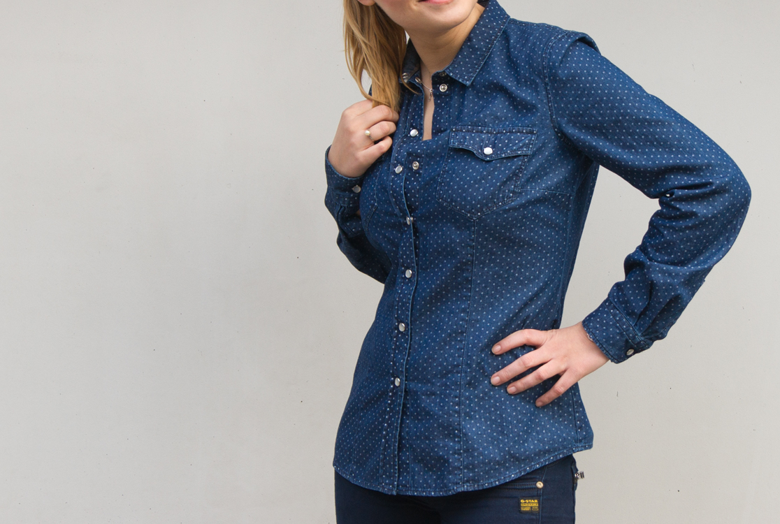 yellowgirl_Outfit_Indigo_Blue_With_Dots_7